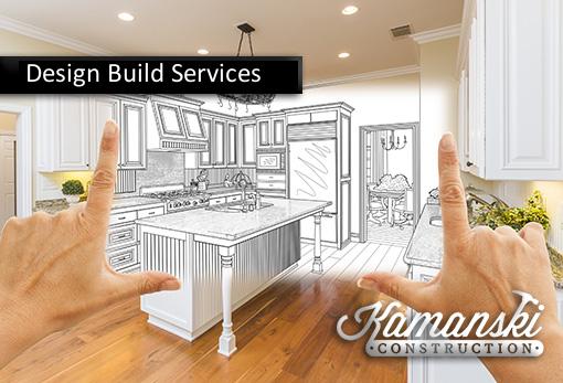 Design build architectual contractor