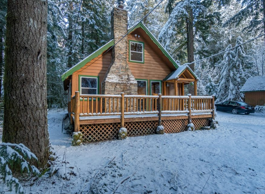 Log Cabin Retreat on the Mountain 2