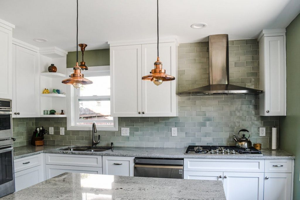 newly remodeled kitchen in portland oregon