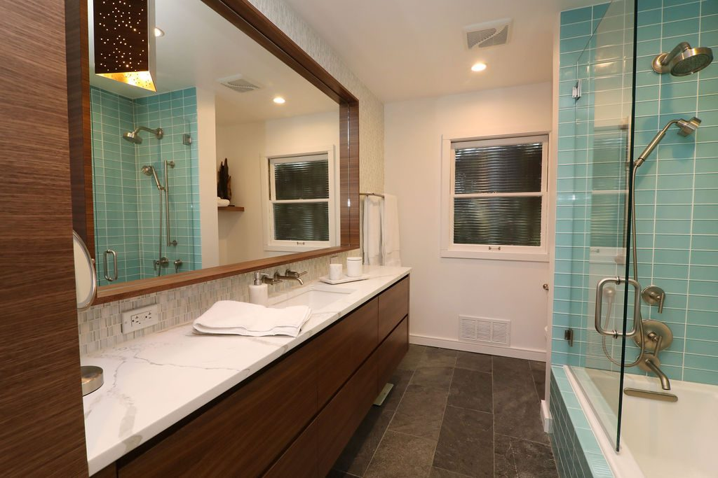 remodeled bathroom in portland oregon