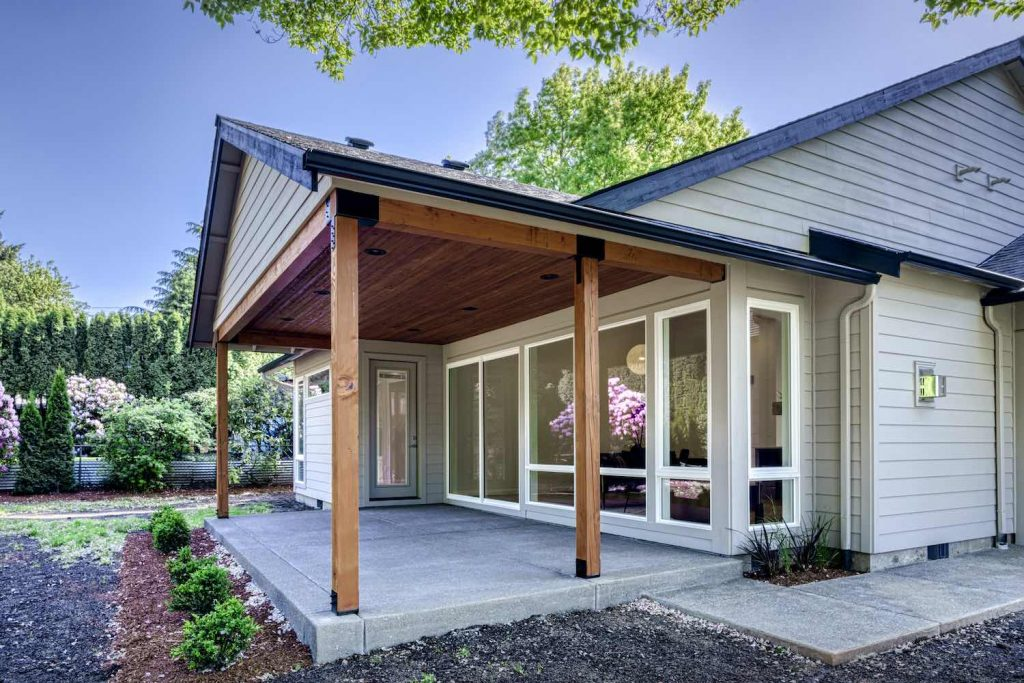 Whole home remodeling in Portland
